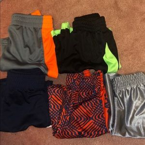 Toddler boy bundle of shorts
